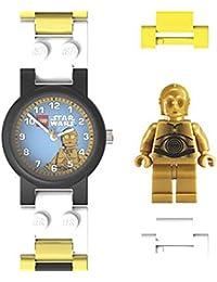 Lego - Montre 'Star Wars' - Enfant - Doré, Noir, Blanc