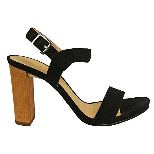 Sandale yasmi-ks Noir - Blk Suede