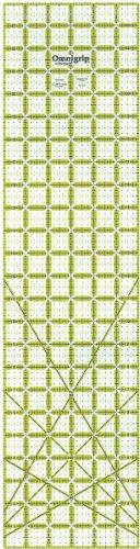 Prym 610212 - Omnigrip Anti - Rutsch Lineal 6 x 24 inch
