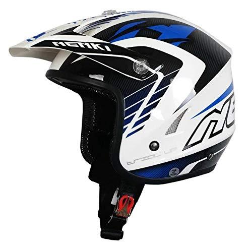 606 Casco da downhill per motocross Casco per moto estremo fuoristrada Head Head Library 3 XXL