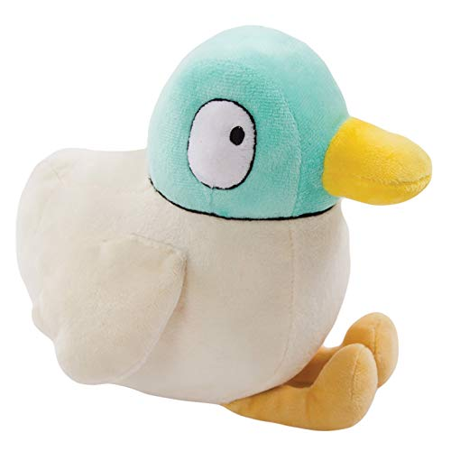 Sarah & Duck 1002 Soft Toy with Sound-Duck, Multi