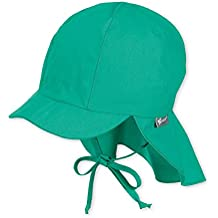 Sterntaler Sun Hat with Neck Protection, Gorro para Bebés