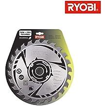 Ryobi SB254T24A1 - Hoja para sierra ingletadora (254mm, 24 dientes)