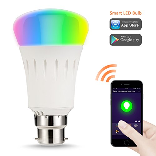 lohas-wifi-a60-color-led-smart-bulbworks-with-amazon-alexa-dimmable-emit-any-hue-in-the-rainbow-and-