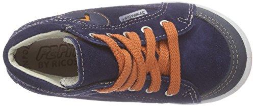 Ricosta Roli Jungen Hohe Sneakers Blau (nautic 161)