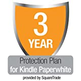 3-Year Kindle Paperwhite [Previous Generation] Protection Plan with Accident & Theft Cover by SquareTrade, UK customers only