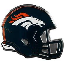 Team ProMark NFL Casco Emblema, HENF10, Naranja, Estándar