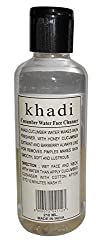 Khadi Cucumber water face cleanser 210ml
