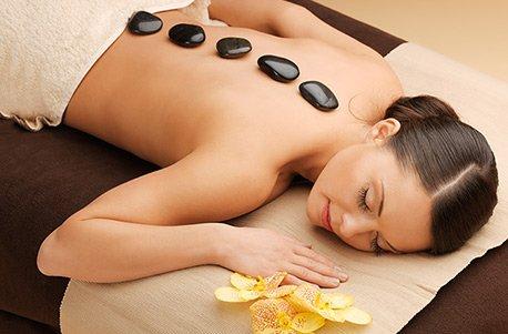 Geschenkgutschein: Hot Stone Massage