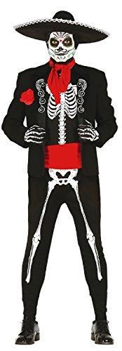 Fancy Me Herren Smart Skelett Tag der