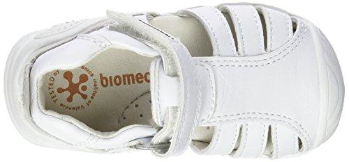 Biomecanics 162142-b, Sandales garçon blanc (BLANCO (SAUVAGE))