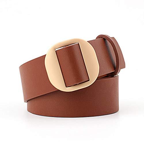 AUMING Cinturón Cuero Mujer Las señoras Cinturones