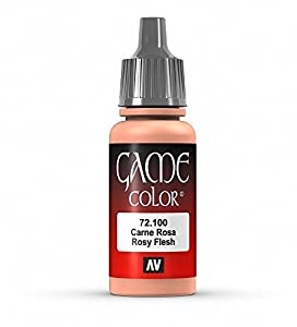 VALLEJO-3072100 72100 Vallejo Game Color Carne Rosa, Multicolor (3072100)