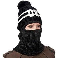 Winter Gestrickte Maske Verdicken Halswärmer Wind Proof Fit Helm Hut Gestrickte Winddichte Hüte Thermal Radfahren... preisvergleich bei billige-tabletten.eu