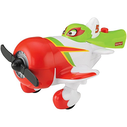 Fisher-Price Y5951 Cars y3639 Disney Planes Sound Action Flyer Spielzeug (Fisher Disney Price Cars)
