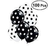 TOYMYTOY Punkt Latex Luftballons | 30 cm Party Supplies Dekoration Ballons für Geburtstag Hochzeit Baby Shower Christmas Fest