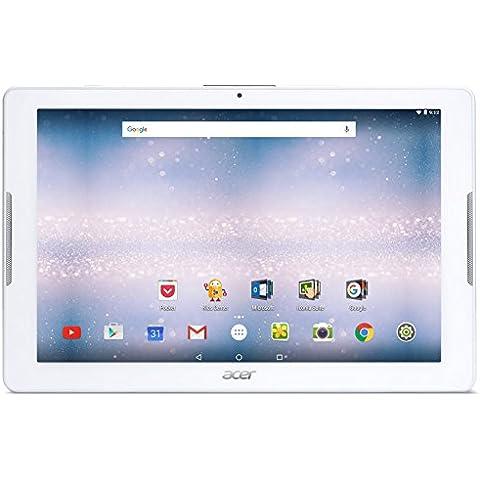 Acer Iconia B3-A30-K296 16GB Color blanco - Tablet (Tableta de tamaño completo, IEEE 802.11a, Android, Pizarra, Android 6.0, Color blanco) (importado)