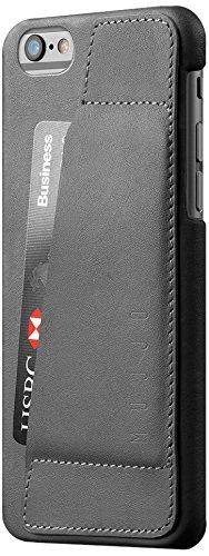 WALLET CASE 80° pour iPhone 6+ - couleur grise