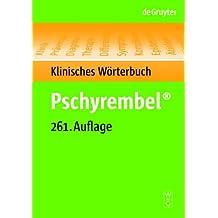 Pschyrembel Klinisches Wörterbuch (261. Auflage)
