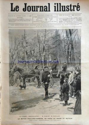 JOURNAL ILLUSTRE (LE) [No 12] du 25/03/1894