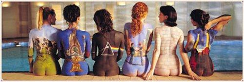"Empire - Poster ""Pink Floyd - Back Catalogue"" ohne rahmen (158 x 53 cm)"