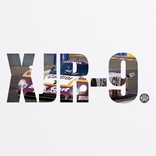 PistonHeads XJR-9 T-Shirt, Herren Wei