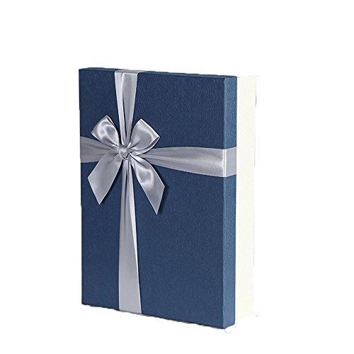Mishuai Geschenkboxen, Rechteck Verpackung Boxen für Geschenk, dekorative Leckereien Boxen, Kuchen, Kekse, Süßigkeiten, Süßigkeiten Geschenk-Boxen für Weihnachten, Geburtstage, Feiertage, Hochzeiten