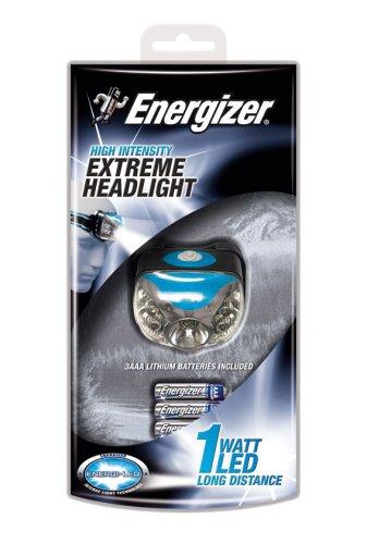 Energizer Extreme Headlight LED Kopfleuchte inkl. 3X Lithium AAA L92 Energizer Headlight