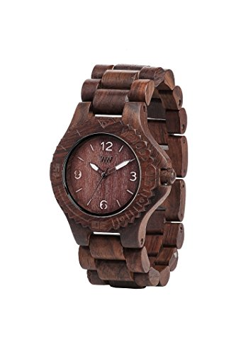 Wewood KALE-CHOCO-WHITE Homme Montre