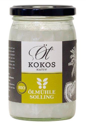 Ölmühle Solling Kokosöl nativ, 500 ml