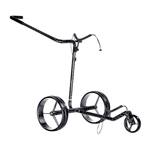 JuCad Carbon Travel Golf Elektro Trolley