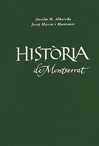 Història de Montserrat. Edició de luxe (Aspectes de Montserrat)