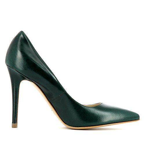 Evita Shoes Alina, Scarpe col tacco donna Verde scuro