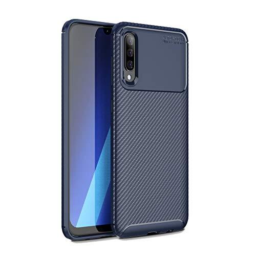 Hülle Case für Samsung Galaxy A50, Anti-Drop und stoßfestes TPU Softborder PC Hardback Shell Solid Color Series Shell, passend Hülle für Samsung Galaxy A50 Hardback Case