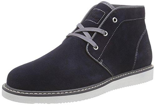 Timberland Newmarket_newmarket Pt Chukka Herren Chukka Boots Blau (Navy Suede)