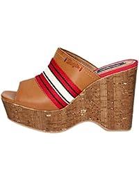 Wrangler WL171671 Zapatos De Cuña Mujer