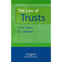 The Law of Trusts (Fundamental Principles of Law)