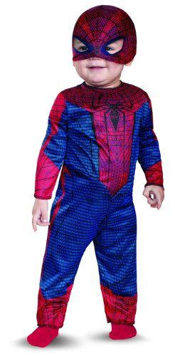 Disguise The Amazing Spider-Man Infant - Kleinkind Kost-m 0-6 Monate