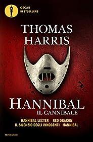 Hannibal il cannibale: Hannibal Lecter - Red Dragon - Il silenzio degli innocenti - Hannibal