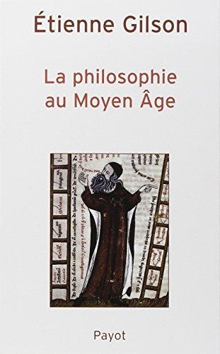 La Philosophie au Moyen ge
