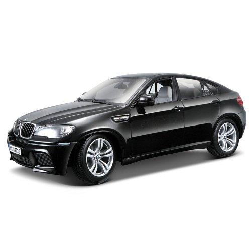 bburago-15612081bk-modellauto-118-bmw-x6-m-metallic-schwarz-fahrzeuge