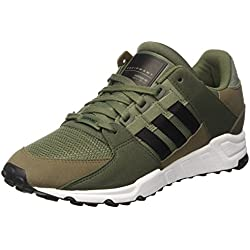 adidas Herren Eqt Support Rf Gymnastikschuhe, Grün (St Major F13/Core Black/Branch), 42 2/3 EU