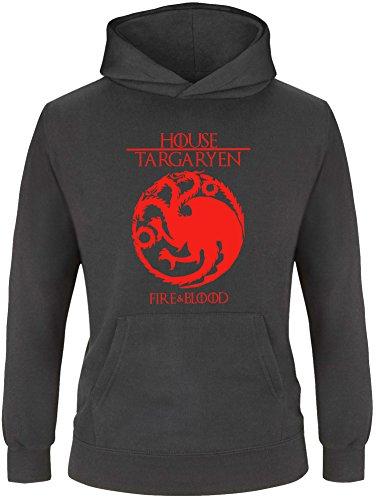 EZYshirt®  Game of thrones   House Targaryen   GOT   Kinder ()