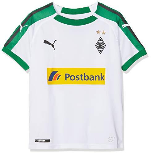 Replica with Sponsor Logo Trikot, White, 128 ()