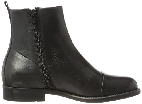 TEN POINTS Damen Diana Stiefel Schwarz (Black)