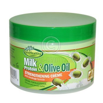 Sofn'free GroHealthy Milk Protein & Olive Oil Strengthening Cream