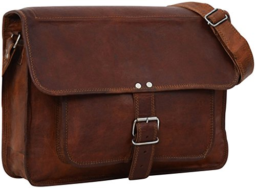 Gusti Leder nature   Ollie   Borsa in cuoio a tracolla Vera Pelle Unisex 10d1d964ab6