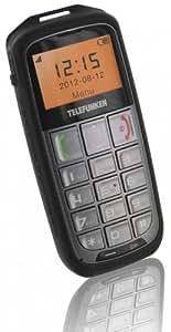 Telefunken TM600 Téléphone portable Argent