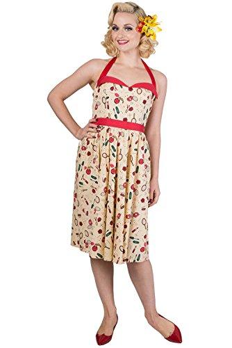 Banned Apparel - New Romantics Mini Dress L