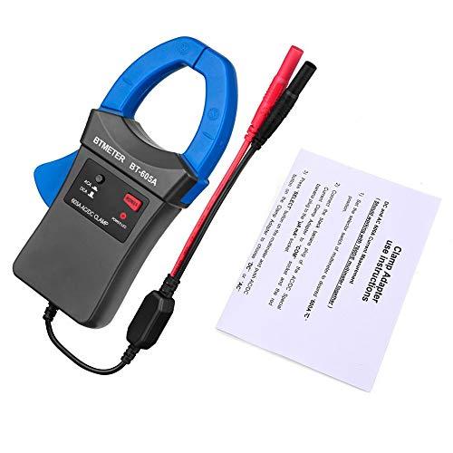 Preisvergleich Produktbild fggfgjg BTMETER BT-605A Klemmadapter Handheld Multimeter DC-Wechselstrom-Messgerät Tester (blau und grau)